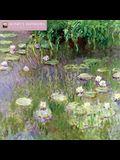 Monet's Waterlilies Wall Calendar 2022 (Art Calendar)
