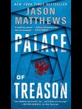 Palace of Treason: A Novel (The Red Sparrow T