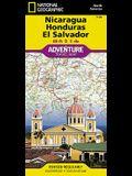 Nicaragua, Honduras, and El Salvador
