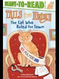 The Cat Who Ruled the Town
