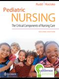 Davis Advantage for Pediatric Nursing: The Critical Components of Nursing Care