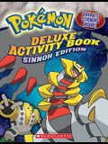 Pokemon: Deluxe Activity Book: Sinnoh Editon: Sinnoh Edition