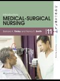 Lippincott Coursepoint for Timby's Introductory Medical-Surgical Nursing with Print Textbook Package