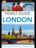 DK Eyewitness Family Guide London
