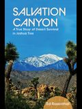 Salvation Canyon: A True Story of Desert Survival in Joshua Tree