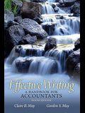 Effective Writing: A Handbook for Accountants