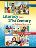 Literacy for the 21st Century Plus NEW MyEducationLab with Video-Enhanced Pearson eText -- Access Card Package (6th Edition) (Books by Gail Tompkins)
