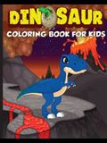 Dinosaur Coloring Book for Kids: The Perfect Gift for Kids, Ages 2-4 and Ages 4-8