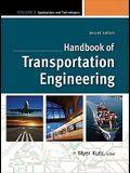 Handbook of Transportation Engineering, Volume II: Applications and Technologies