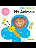 Peep Through ... My Animals