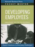 Developing Employees