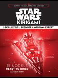 Star Wars Kirigami: (Star Wars Book, Origami Book, Book about Movies)