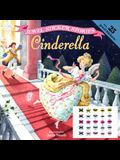Cinderella (Jewel Sticker Stories)