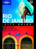 Lonely Planet Rio de Janeiro City Guide [With Pullout Map]