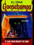 It Came from Beneath the Sink! (Goosebumps, No. 30)