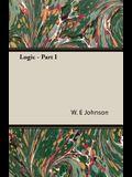 Logic - Part I