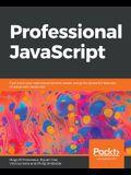 Professional JavaScript