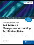 SAP S/4hana Management Accounting Certification Guide: Application Associate Exam