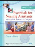 Madison Area Tech College @ Madison Package: Audiobook to Accompany Lippincott's Textbook for Nursing Assistants