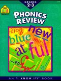 Phonics Review (I Know It! Books) Grades 2-3