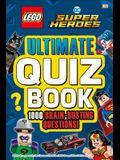 Lego DC Comics Super Heroes Ultimate Quiz Book