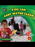 Kids Can Keep Water Clean