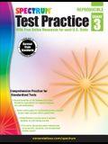 Spectrum Test Practice, Grade 3