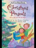 Christmas Presents: Holiday Poetry (I Can Read Book 2)