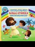 Ready, Set, Find Bible Stories: 22 Look and Find Stories