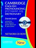 Cambridge English Pronouncing Dictionary Network CD-ROM (30 Users)
