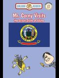 Mr. Corny Visits the Great State of Idaho