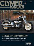 Harley-Davidson Fls/Fxs/Fxc Sofftail Series 2006-2010