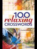 100 Relaxing Crosswords
