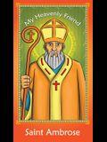 Prayer Card: Saint Ambrose