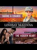 Taking a Chance/The Hidden Heart Lib/E