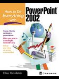 How to Do Everything with PowerPoint(R) (2002)