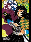 Demon Slayer: Kimetsu No Yaiba, Vol. 5, 5