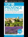 Top 10 Provence & the Cote d'Azur (Eyewitness