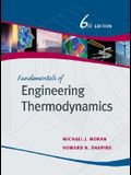 Fundamentals of Engineering Thermodynamics [With Student Resource Access Code]