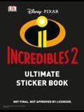 Ultimate Sticker Book: Disney Pixar: The Incredibles 2