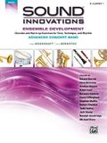 Sound Innovations for Concert Band -- Ensemble Development for Advanced Concert Band: B-Flat Clarinet 1