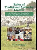 Roles of Traditional Authority Leaders: In Taking Towns to Rural Peoples in the Republic of South Sudan.