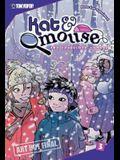 Kat & Mouse Manga Volume 3, 3: The Ice Storm