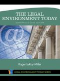 The Legal Environment Today - Summarized Case Edition