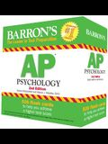 Barron's AP Psychology Flash Cards, 2nd Edition