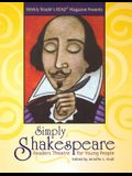 Simply Shakespeare: Readers Theatre for Young People