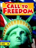 Holt Call to Freedom: Homeschool Package