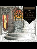 Hbos Game of Thrones Color Bk