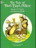 Tale of Two Bad Mice-Coloring Book