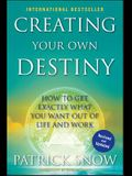Creating Destiny